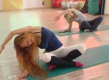 Упражнения на профилактику осанки и стопы